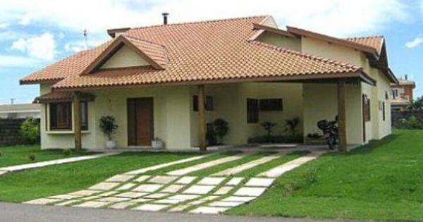 Casa de campo arquitectura interiores y exteriores - Exteriores de casas de campo ...