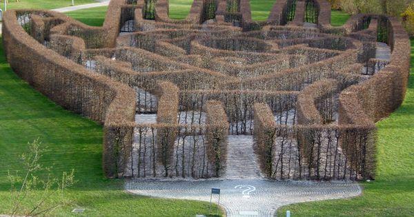 labyrinth essays