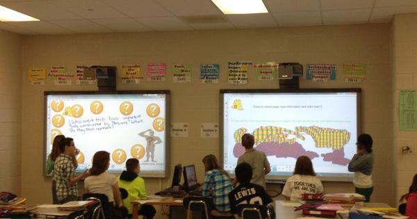 Inside Collaborative Classroom : Kate seward s smart collaborative classroom in
