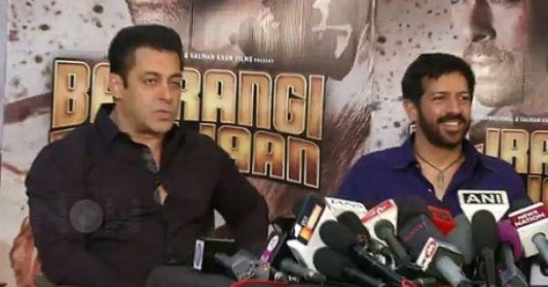 Salman Khan S Friend Attacked In Pakistan Kabir Khan Bajrangi Bhaijaan Video Dailymotion Kabir Khan Salman Khan Khan