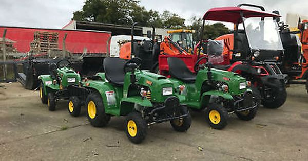 Children Tractor 110cc Ride On With Trailer Used Trucks Tractors Trucks