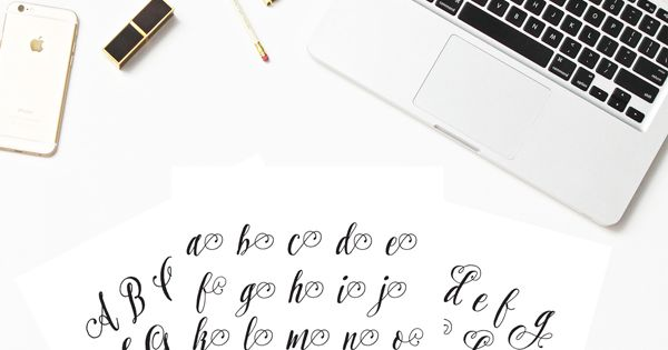 Modern calligraphy 101 get started posts and the fun Calligraphy 101