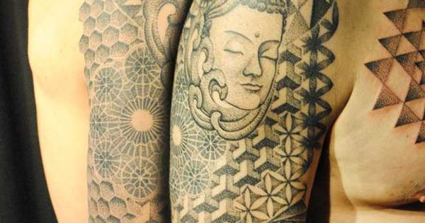 bme tattoo ink 39 d pinterest backgrounds buddha and geometric background. Black Bedroom Furniture Sets. Home Design Ideas