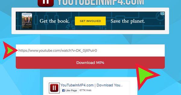 Convertinmp4 Com Review Tutorial Ex Youtubeinmp4 Com Video Online Tutorial Books