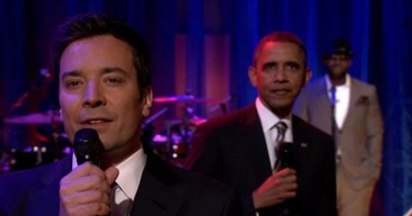 Slow Jam the News with Barack Obama Late Night with Jimmy Fallon: