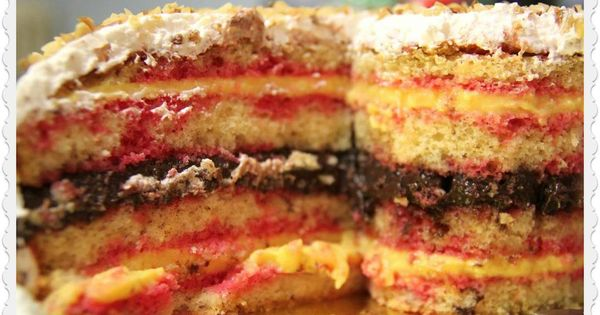 Pizza dolce abruzzese food from abruzzo italy for Abruzzese cuisine