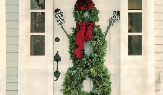 front door decorations | Get Inspired: Christmas Decor Ideas