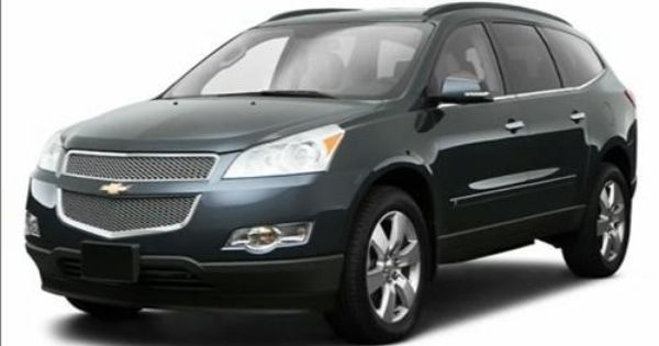 Chevy Traverse 2011 2012 Workshop Service Repair Pdf Manual