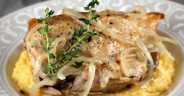 Crock Pot Garlic Chicken - this was just okay.