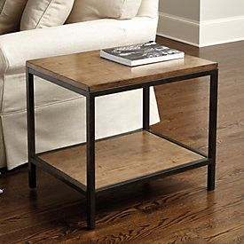 Durham Rectangle End Table Coffee Table End Tables Coffee Table Design