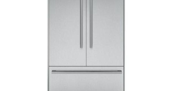 Thermador Refrigerator Thermador 36 Quot Built In French