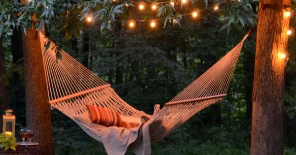 How To Hang Outdoor Lights On House