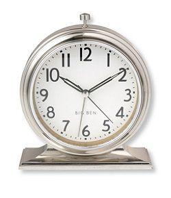 1931 Big Ben Alarm Clock With Images Alarm Clock Clock