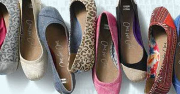 Toms Flats. Finally Toms that are not super ugly! I love the