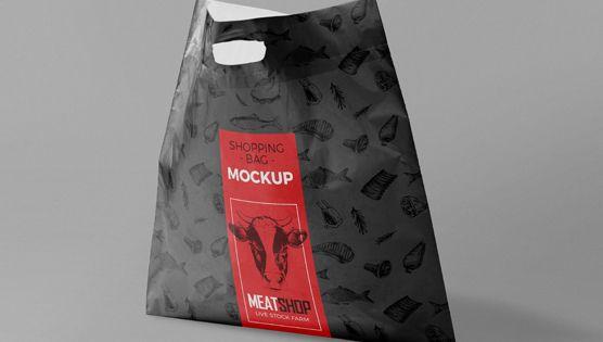 Download Standing Plastic Bag Mockup Free Psd Zippypixels Free Mockup Mockup Free Psd Bag Mockup