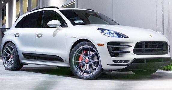 Vorsteiner Porsche Macan Turbo