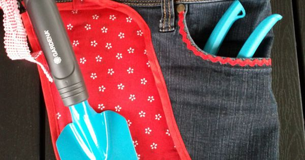 Jeans upcycling recycling jeans g rteltasche for Ripped jeans selber machen