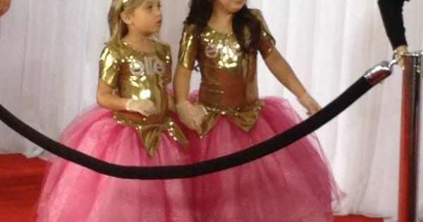 Sophia Grace and Rosie on the Grammys red carpet! Cutest girls ever