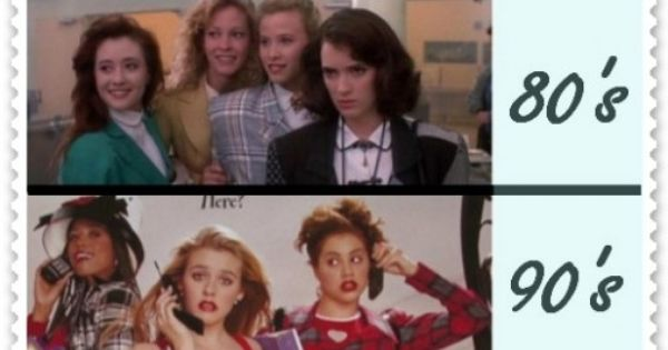 Popular High School Girls Through the Years: The Pink Ladies from Grease,