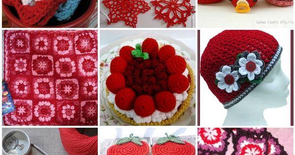 Free Valentine Crochet Patterns 2013 Valentines Day Crochet Project ...