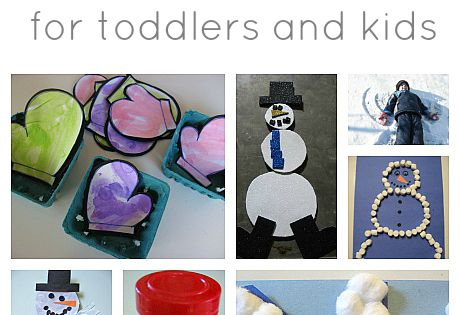 Fun and easy winter crafts for kids
