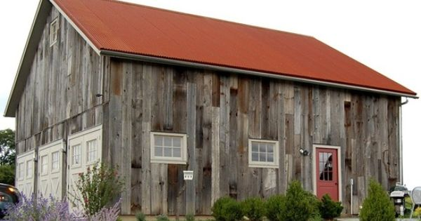 Renovated Into Homes Barns Dream Homes Old Barn Transformed Into