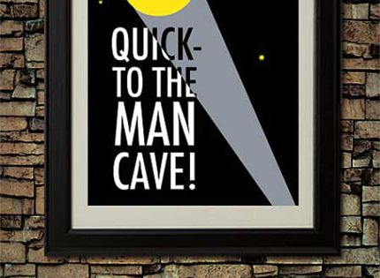 Man Cave Entrance Signs : Ultimate man cave must be placed at the entrance of
