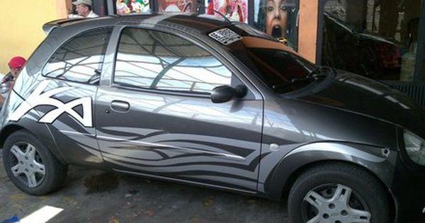 Ford Ka Chocados Venezuela In 2020 Ford Automobile Suv