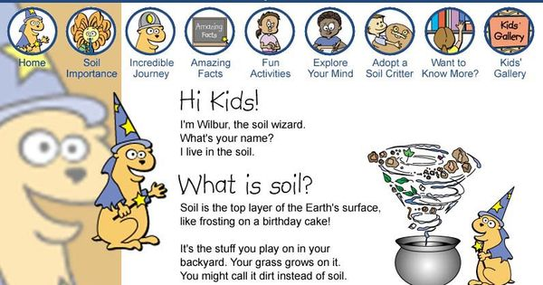 Blm nstc soil biological communities for kids what is for What is soil for kids