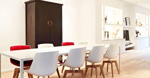 Lalegno parket plankenvloer hout eik meerlagenparket samengesteld parket scandinavisch - Decoratie interieur bois ...
