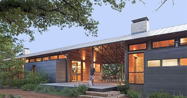 Dogtrot Style Home Very Cool Architecture Architecture House