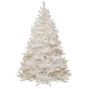 National Tree Company 7 Ft Winchester White Pine Artificial Christmas Tree With Clear Lights Wchw7 300 70 The Home Depot Pine Christmas Tree White Artificial Christmas Tree Artificial Christmas Tree