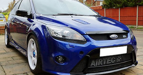 2010 Ford Focus Rs Mk2 Modified Tuned 440 Bhp Very Fast Car
