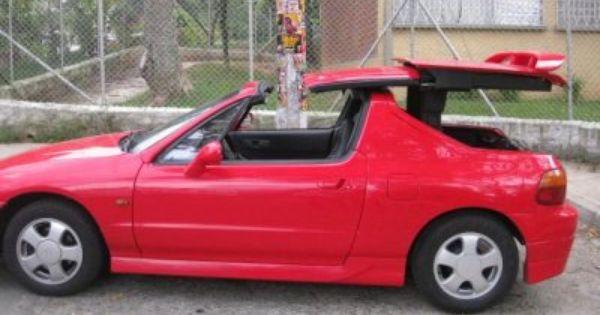 40++ Honda del sol 1999 inspirations