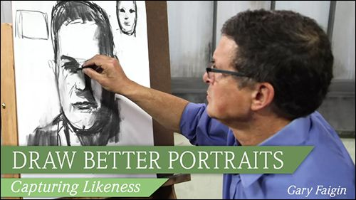 Get A Free Portrait Drawing Class At Craftsy Best Portraits