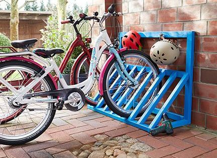 Fahrradstander Diy Projektanleitungen Zum Selbe Diy