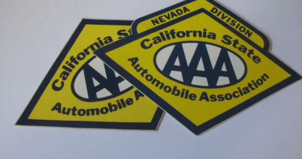 California State Automobile Association Now Known As Aaa Northern