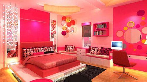 Dream Bedrooms for Teenage Girls | bed #bedroom #girl room ...