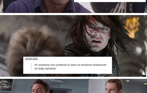If the Avengers were on Tumblr... The intimate thoughts of Steve Rogers,