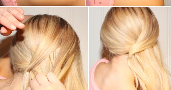 how to get side curls hair