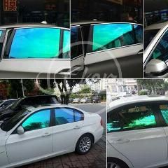 Cheapest Black Window Tint Film Glass1 52 12m Roll 2 Ply Tinting