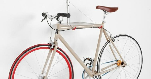 fahrrad aufh ngen fahrradhalterung fahrrad wandhalterung bikes fahrr der pinterest fahrrad. Black Bedroom Furniture Sets. Home Design Ideas