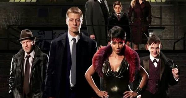 Tv Shows Over The World: Gotham 2014