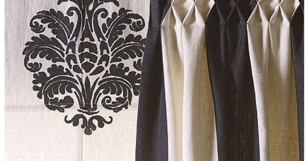 Estilos y formas de colgarlas ver las mejores ideas - Formas de cortinas ...
