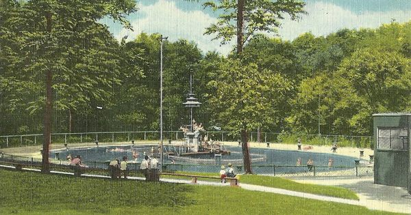 We Called This Swimming Pool In Struthers Ohio Quot Bird