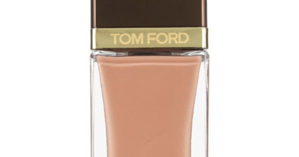 NAIL POLISH NUDE Tom Ford Nail Lacquer in Toasted Sugar is the