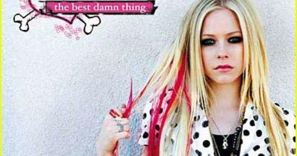 Avril lavigne girlfriend song lyrics