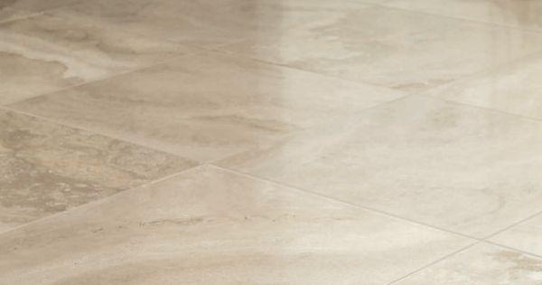 CARACULLA COLLECTION - FLOORS Avorio colour Marble look ...
