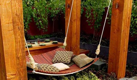 Garden Hammock Swing
