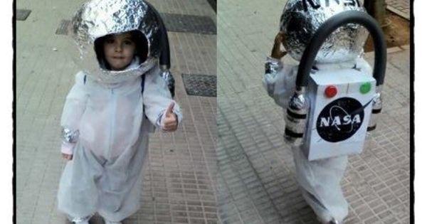 disfraz astronauta, mono de pintor de usar y tirar, casco ...